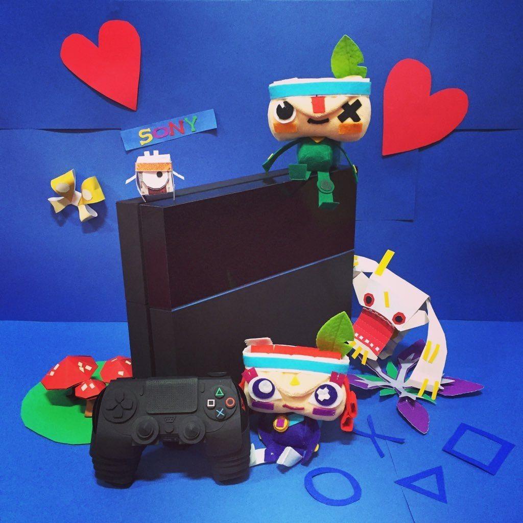 Papercraft Playstation