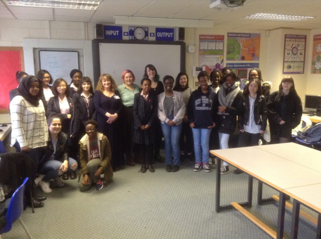 St Saviours And St Olaves School Visit