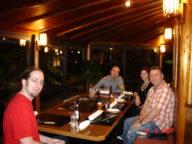 The Garden Restaurant 2007