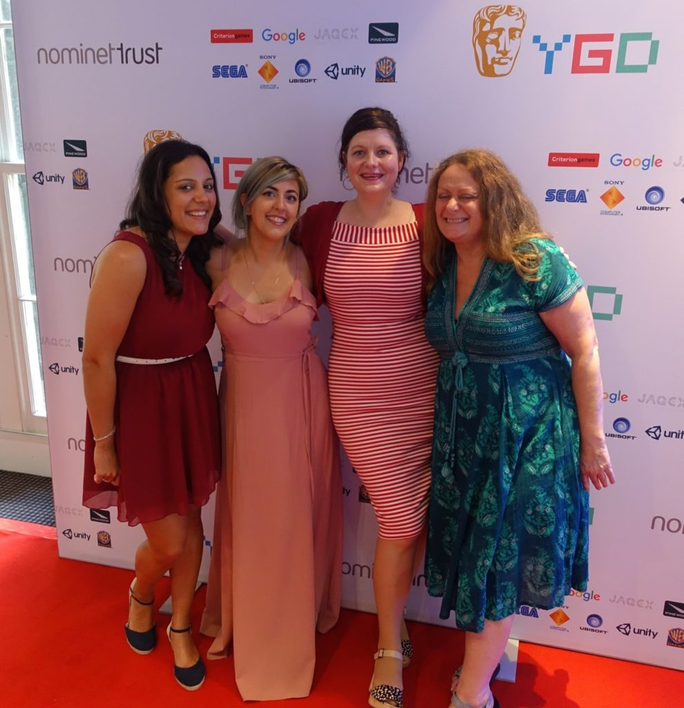 Bafta Young Game Developers Awards 2016