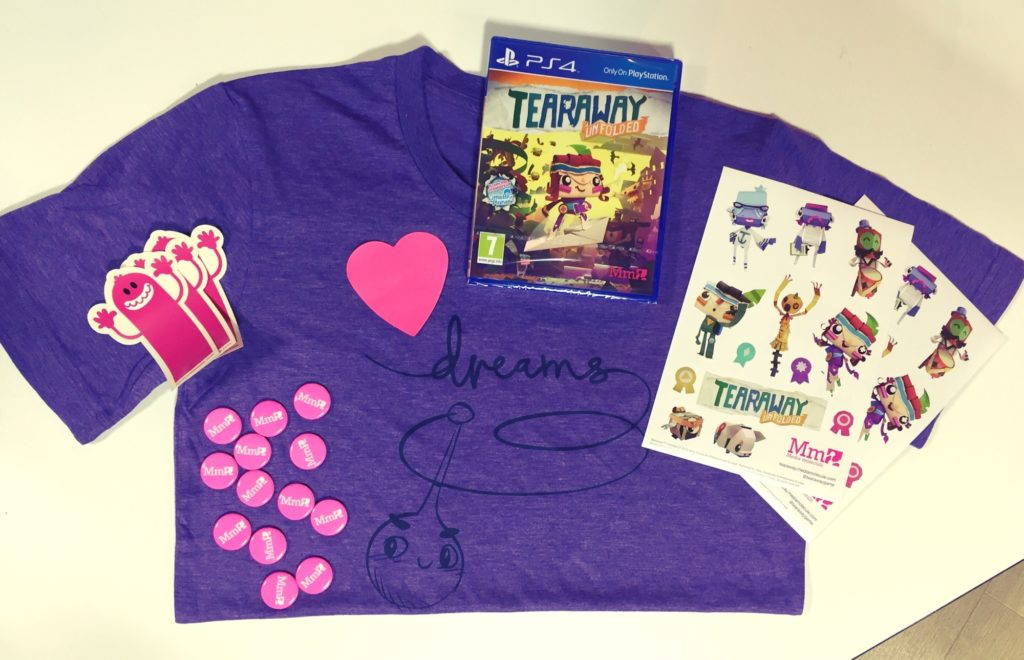 Dreams Tearaway Mm Swag