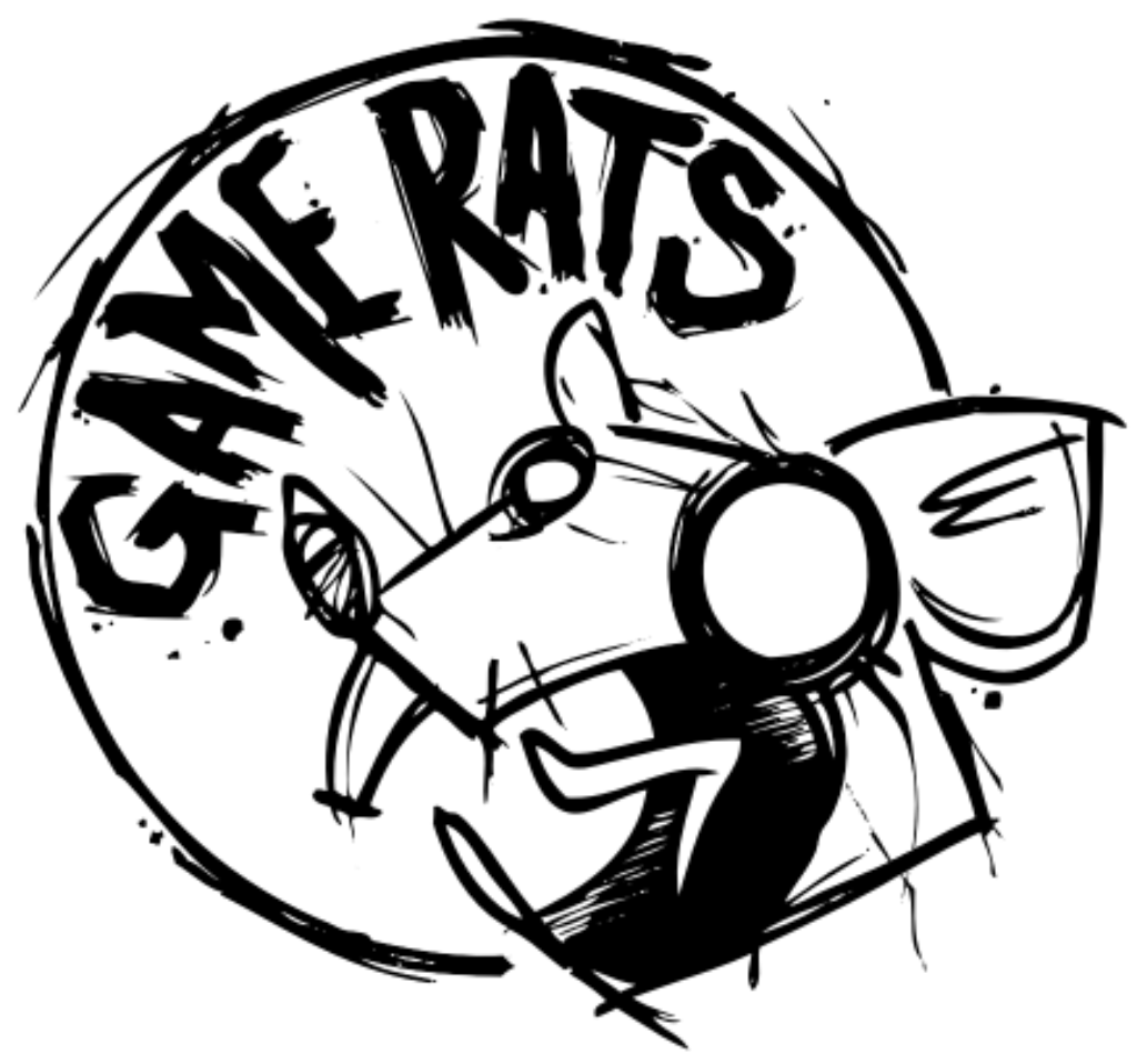 Game Rats' logo!