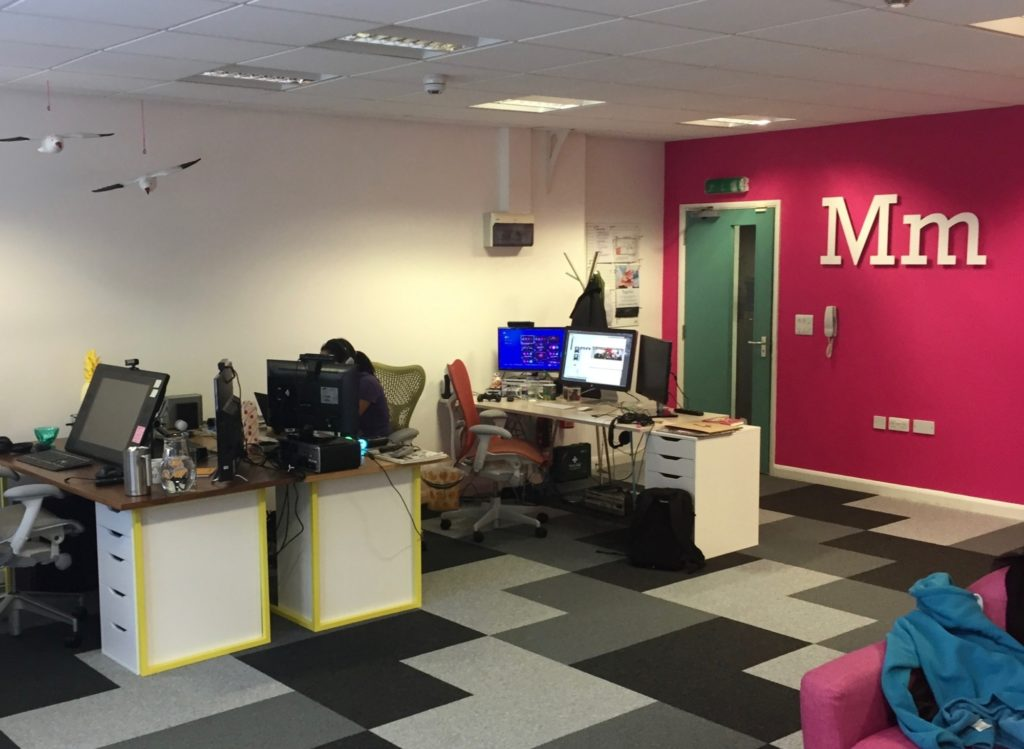 Mm Brighton Office
