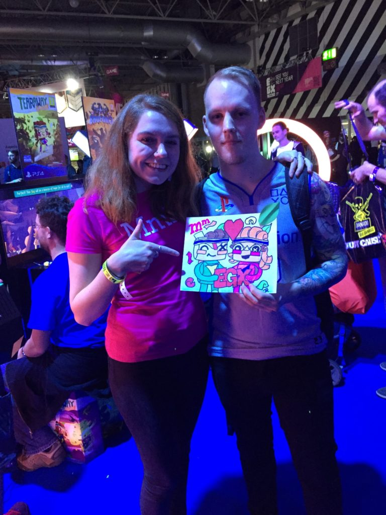 Jenny-and-Jamie-at-EGX