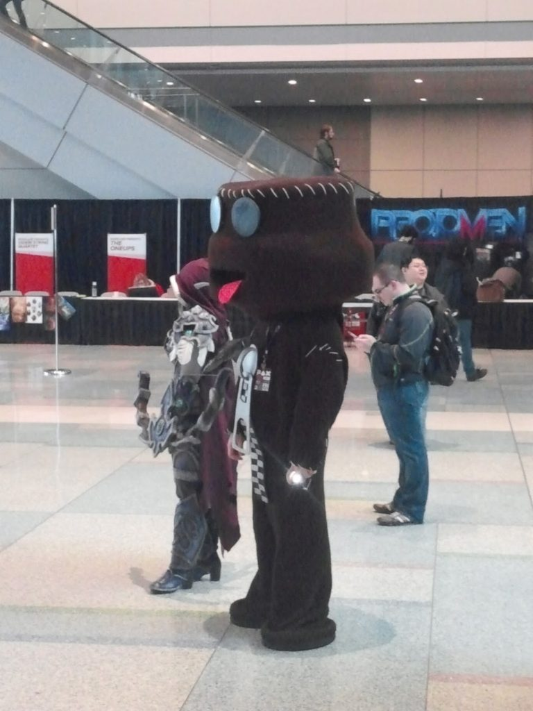 Sackboy At Pax East