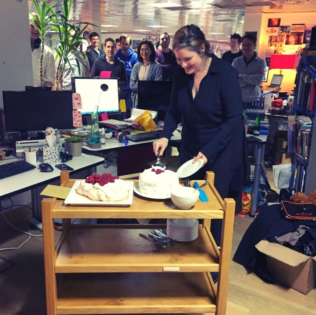 Siobhan Amazing Cake