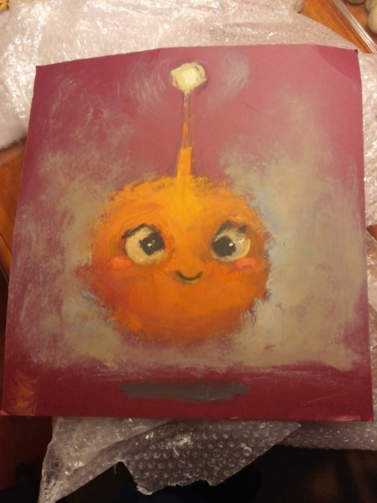 Meet Up Imp Painting