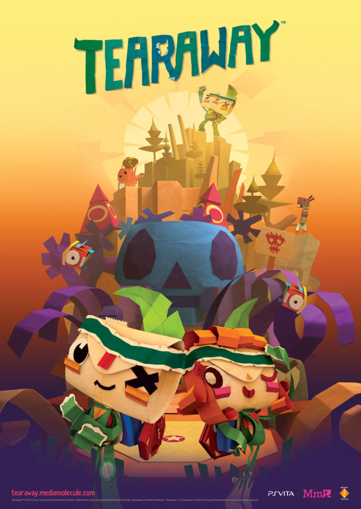 Tearaway Mountain poster