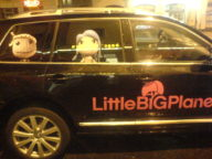 Lbp Car At Gamescom